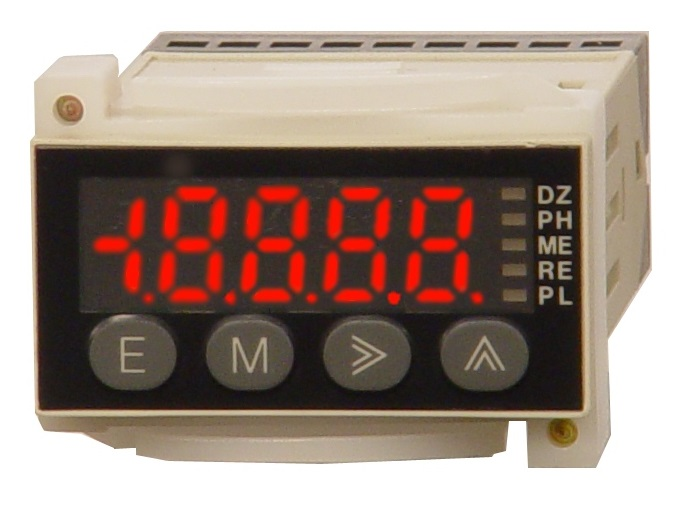 A8000 Universal Type Digital Panel Meter