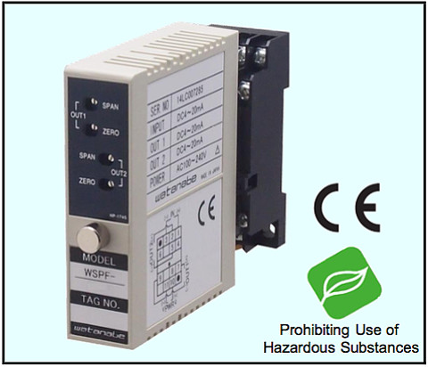 WSPF-DSW - Dual-output Isolator