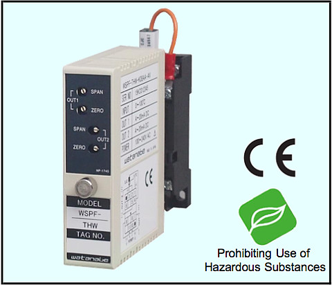 WSPF-THW - Dual-output Thermocouple Converter